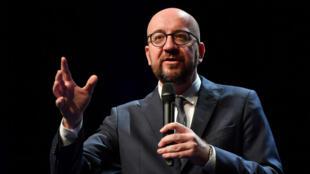 Le Premier ministre belge, Charles Michel, est désormais à la tête d'un gouvernement minoritaire.
