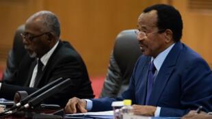 La campagne pour la présidentielle au Cameroun, où se présente Paul Biya, s'est ouverte le 22 septembre.