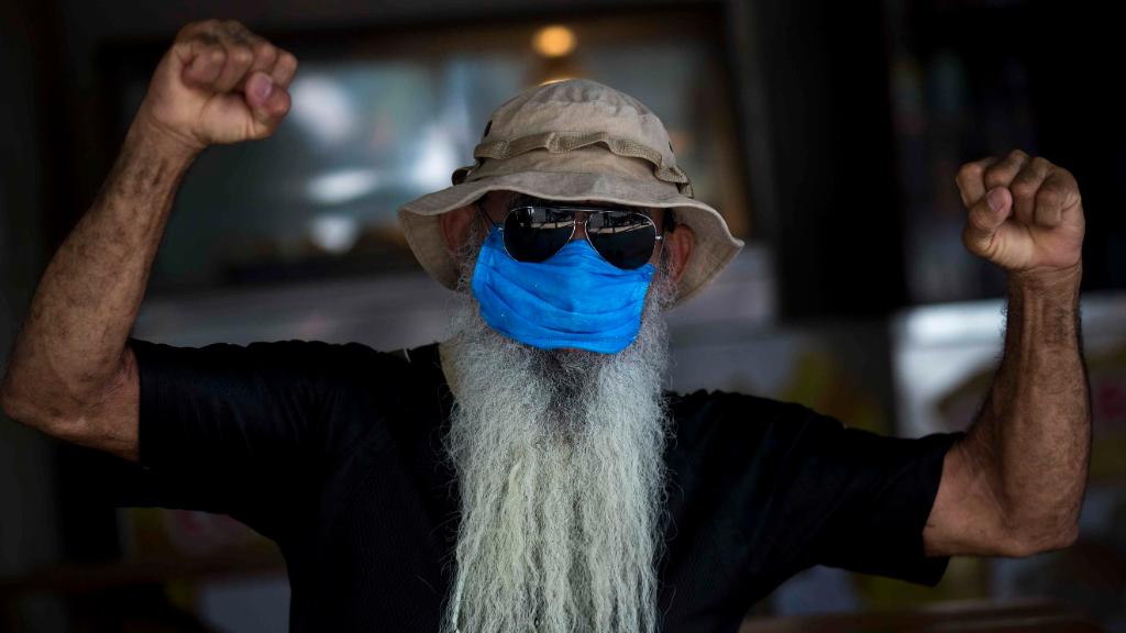 A pesar de la organización de actividades en Nicaragua, muchas personas se están quedando en su casa, ante el temor del avance del Covid-19.