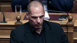 """Le ministre grec des Finances Yanis Varoufakis a aussi accusé les créanciers d'Athènes de vouloir """"humilier les Grecs""""."""