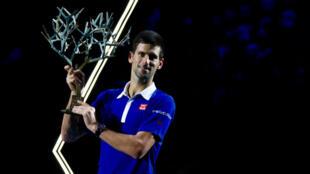 Novak Djokovic a remporté le Masters-1000 parisien pour la quatrième fois de sa carrière.