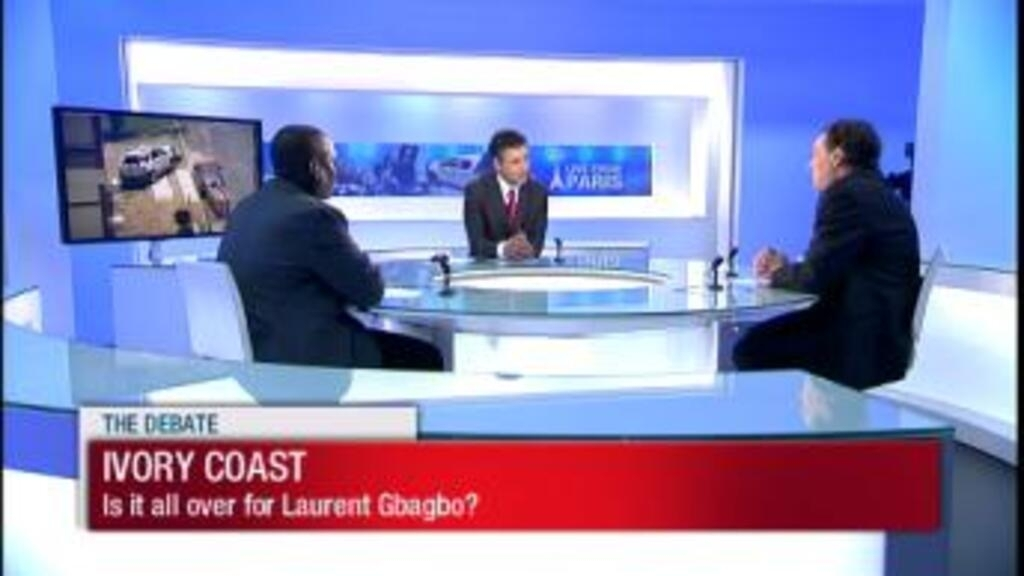 The Debate - Ivory Coast: is it all over for Laurent Gbagbo?
