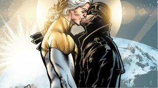 De nos jours, les super-héros LGBT sont beaucoup moins tabous.