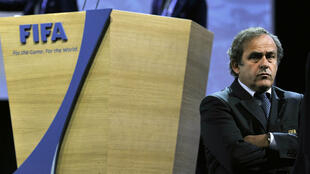 Michel Platini est dans la tourmente depuis le mois d'octobre.