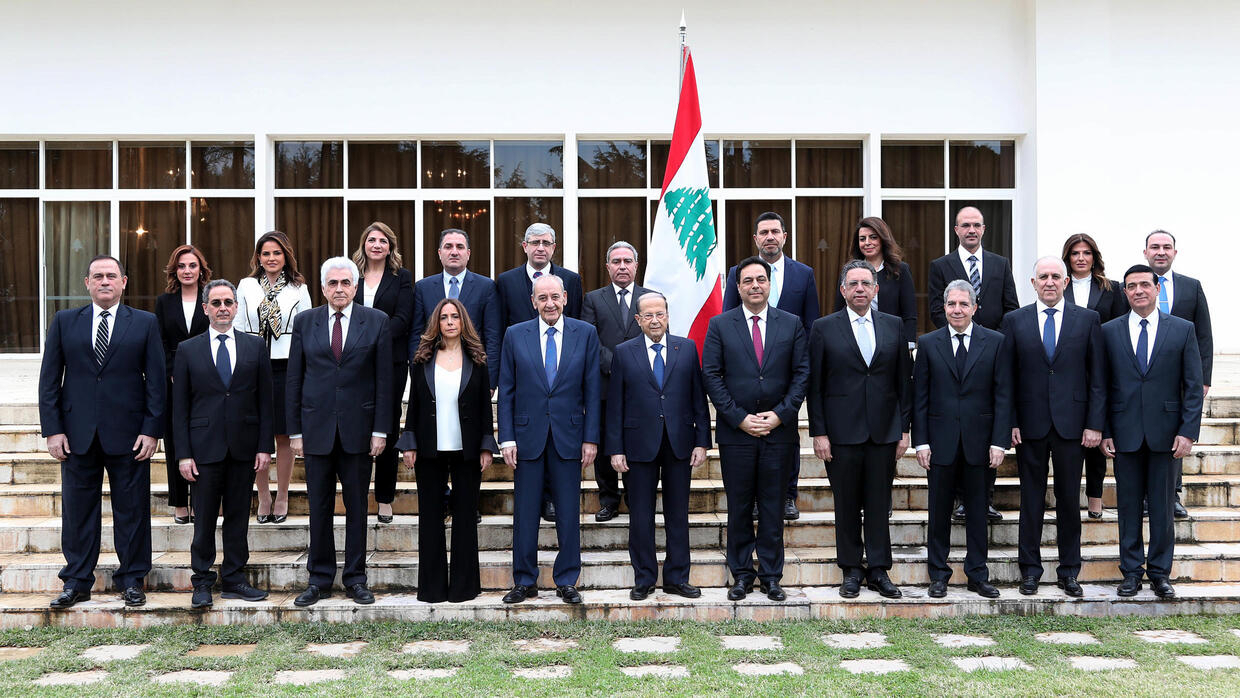 Scepticism over Lebanon's 'technocratic' cabinet