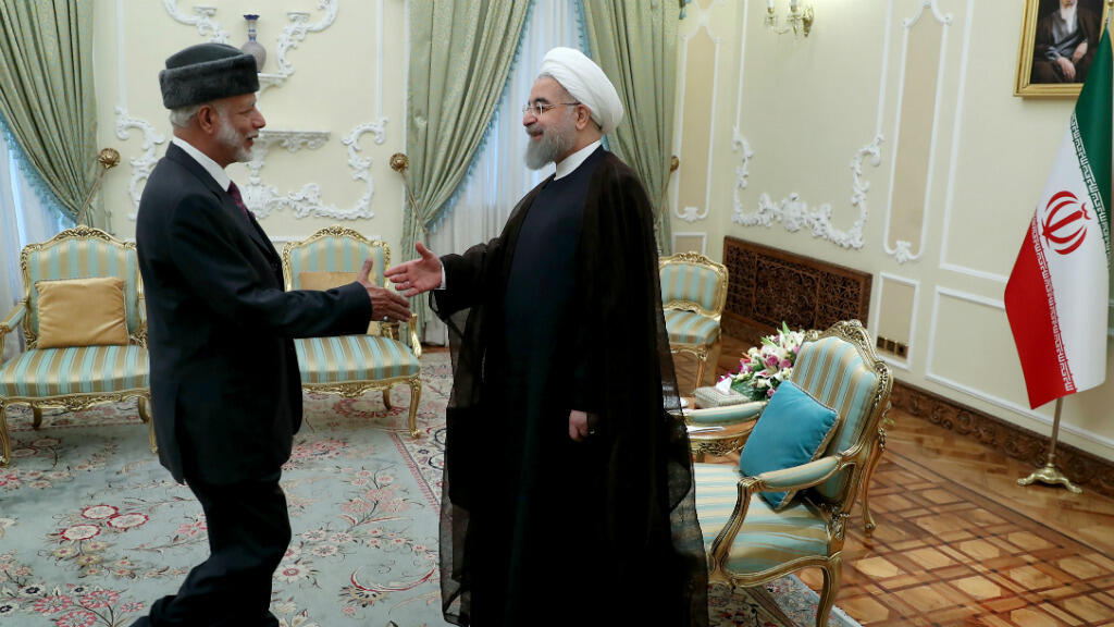 Why Iran and Oman are strengthening relations