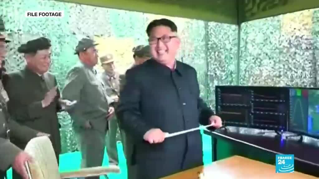 2021-03-25 08:31 North Korea test-fires ballistic missiles in message to US