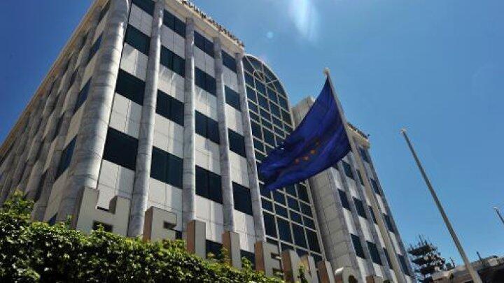 مبنى البورصة اليونانية