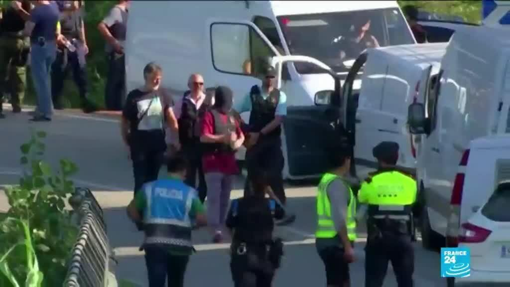 2021-05-28 10:14 3 jailed over 2017 Barcelona attacks by Islamist extremists