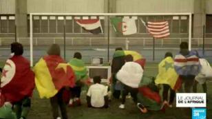 """Le Franco-Algérien DJMoh Green a composé """"African proud"""" pour célébrer l'unité de l'Afrique en vue de la CAN-2019."""