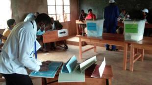 Les Burundais votent mercredi pour élire leur nouveau président, en pleine pandémie de Covid-19, mercredi 20 mai.