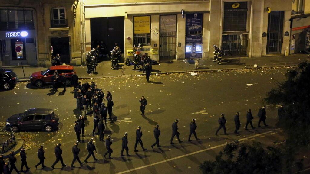 """Procès des attentats du 13-Novembre : """"On n'a pas assisté à une scène de crime, mais de guerre"""""""