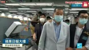 2020-12-03 17:12 Hong Kong media tycoon, pro-democracy activist Jimmy Lai denied bail as Beijing pursues crackdown