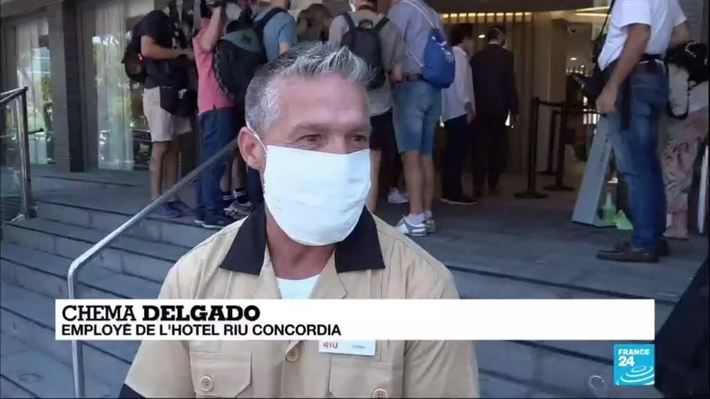 2020-06-16 09:10 Déconfinement en Espagne : aux Baléares, le test des touristes allemands