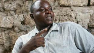 Sylvester Mwendwa, l'un des deux époux