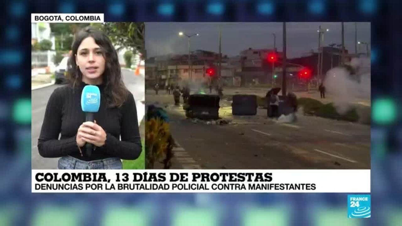La vuelta al mundo: denuncias por brutalidad policial en Colombia, Brasil y México