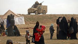 Certains pays maghrébins sont explicitement défavorables à tout retour organisé des jihadistes et de leur famille, de Syrie..