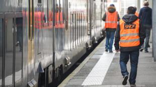La grande grève SNCF a débuté mardi 3 avril.