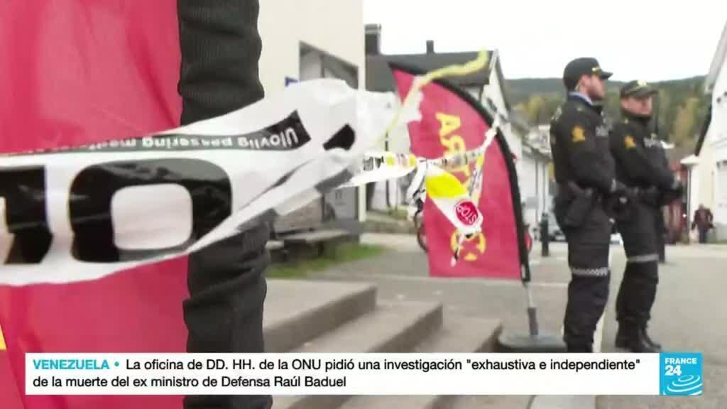 """2021-10-15 01:12 Noruega investiga el ataque con arco y flechas como un """"posible acto terrorista"""""""