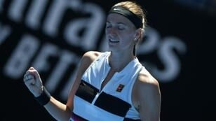Petra Kvitova is on a nine-match win streak this year after claiming the Sydney International warm-up title