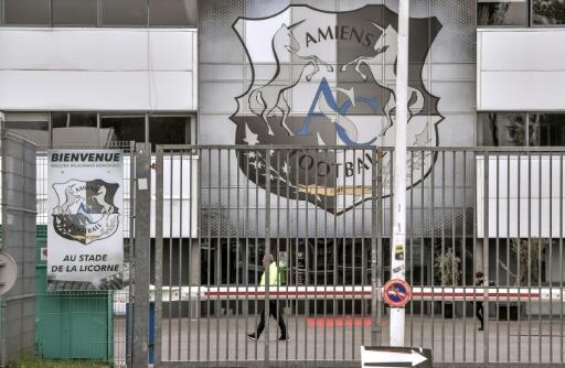 Amiens, officiellement relégué en Ligue 2, ne compte pas en rester là.