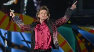 Les Rolling Stones se sont produits sur scène lors d'un concert historique à La Havane, le 25 mars 2016.