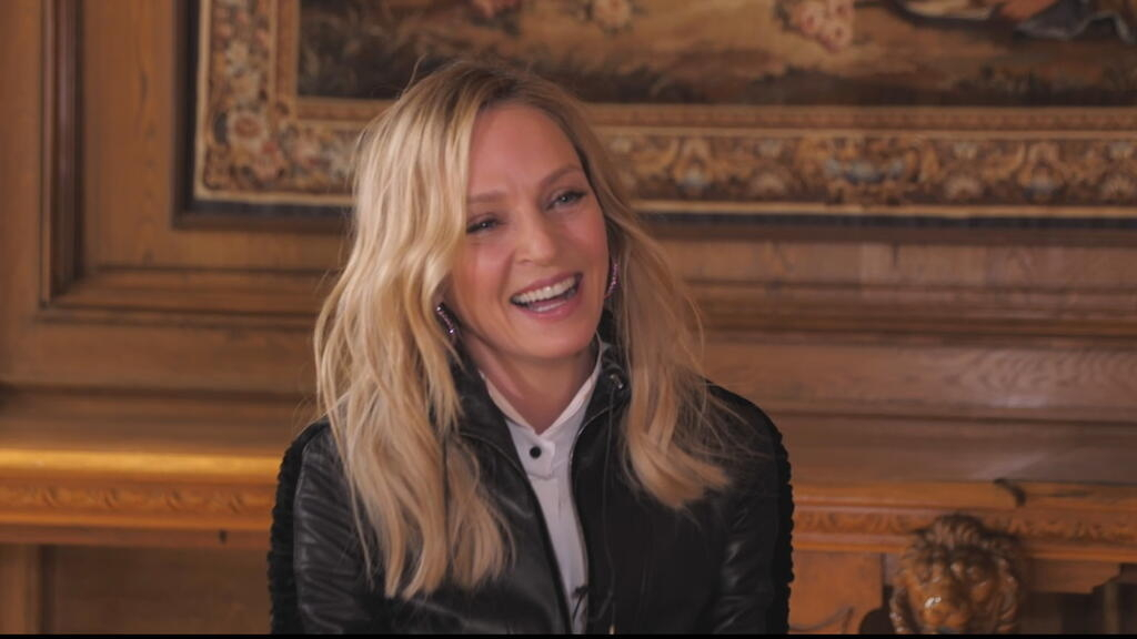 Uma Thurman on women in Hollywood and her Netflix show 'Chambers