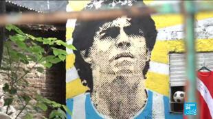Maradona Buenos Aires report