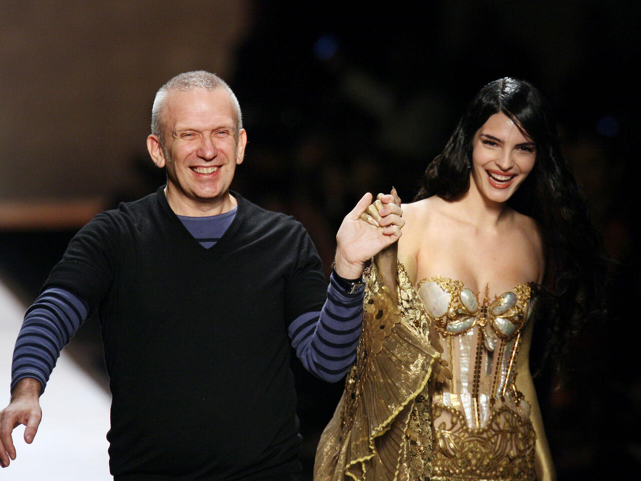 French fashion designer Jean-Paul Gaultier announces retirement