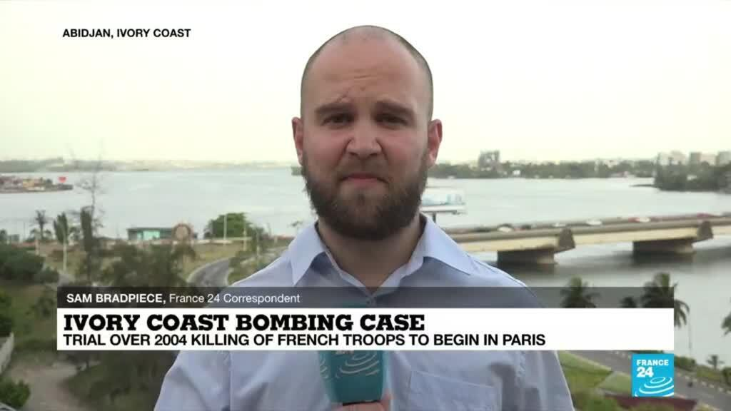 2021-03-29 08:13 Ivory Coast bombing case: Trial over 2004 killing of French troops to begin in Paris