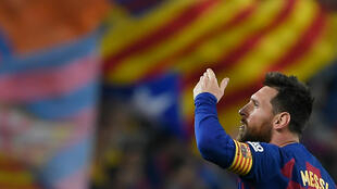 Lionel Messi has put an end to his standoff with Barcelona, for now