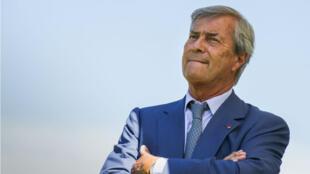 رجل الأعمال الفرنسي فانسان بولوريه.