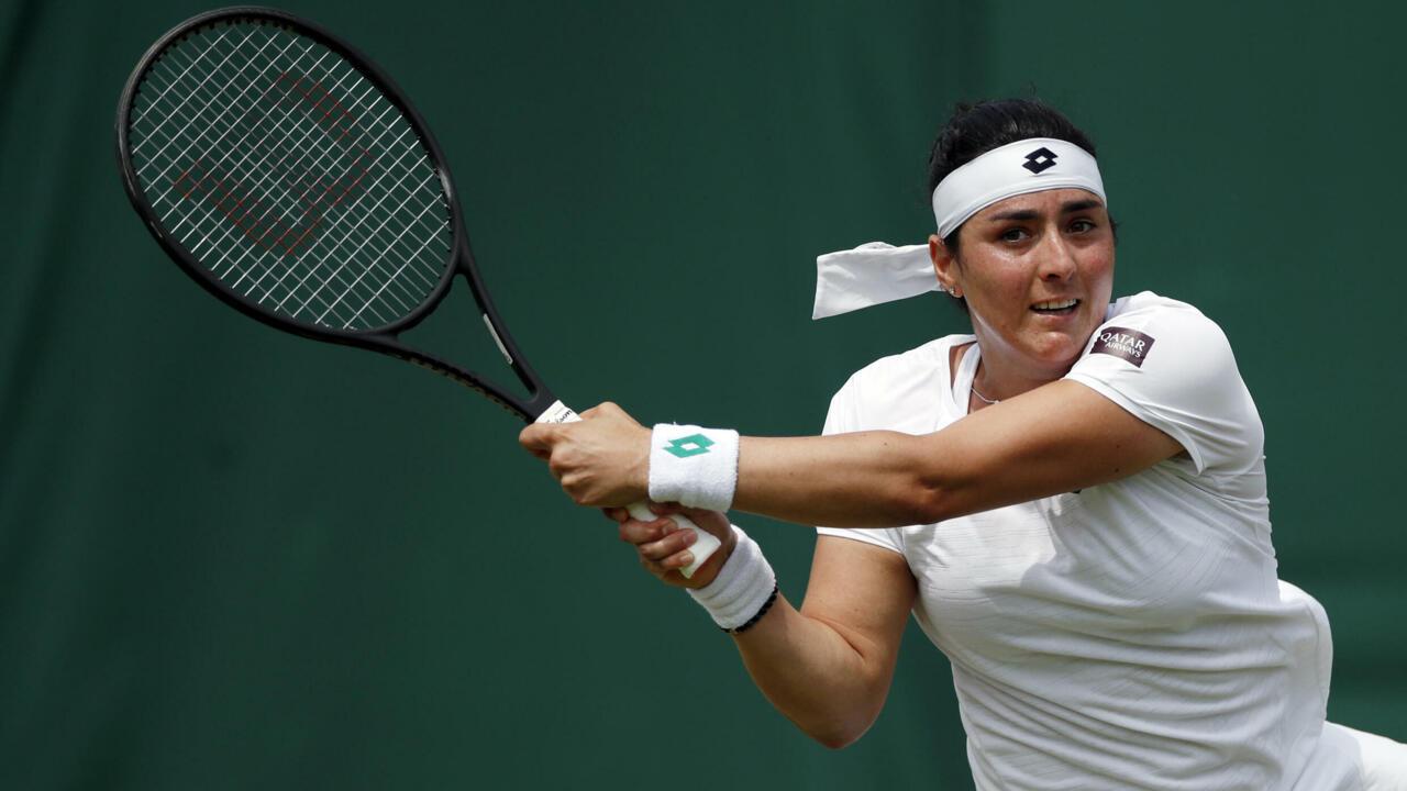 كرة المضرب: أنس جابر تكرر أفضل إنجاز لها في الغراند سلام وتبلغ ربع نهائي بطولة ويمبلدون
