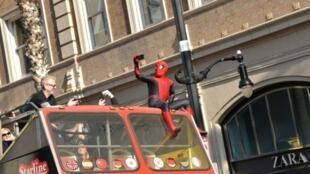 """Spider-Man: Far from Home"" en tête du box-office nord-américain"