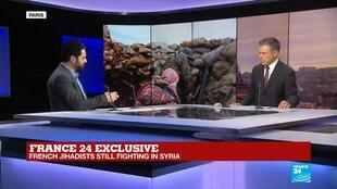 Wassim Nasser on French jihadists in Syria