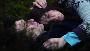 أناييس دوموستييه وجيرمي إلكايم في الفيلم
