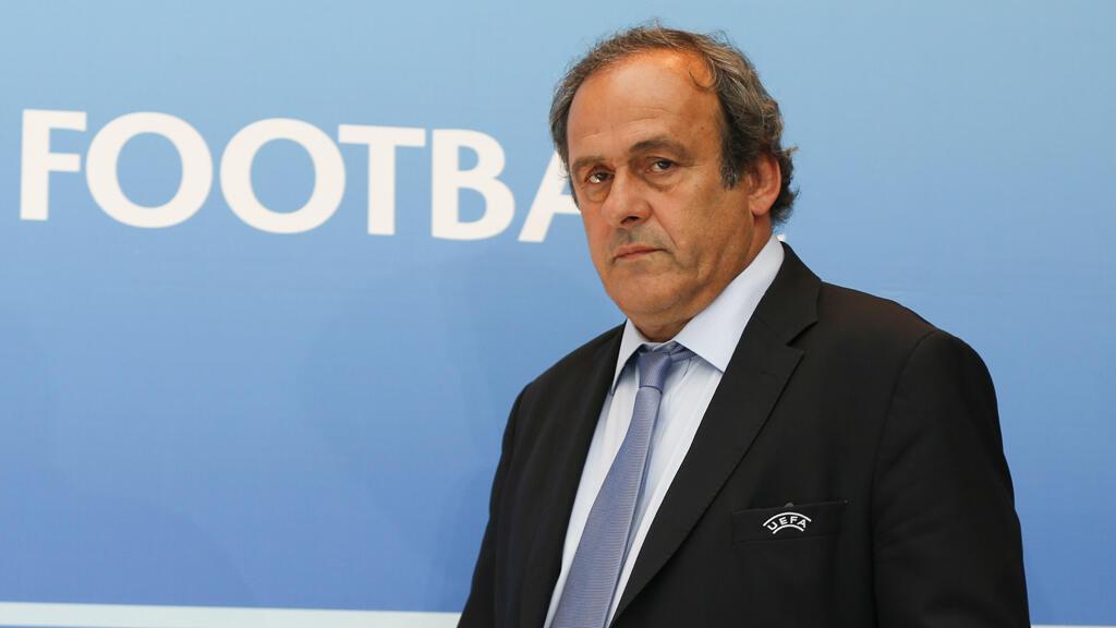 Michel Platini, l'ancien patron du football européen.