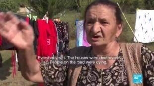 2020-10-13 08:15 Nagorno-Karabakh truce buckles as both sides allege violations