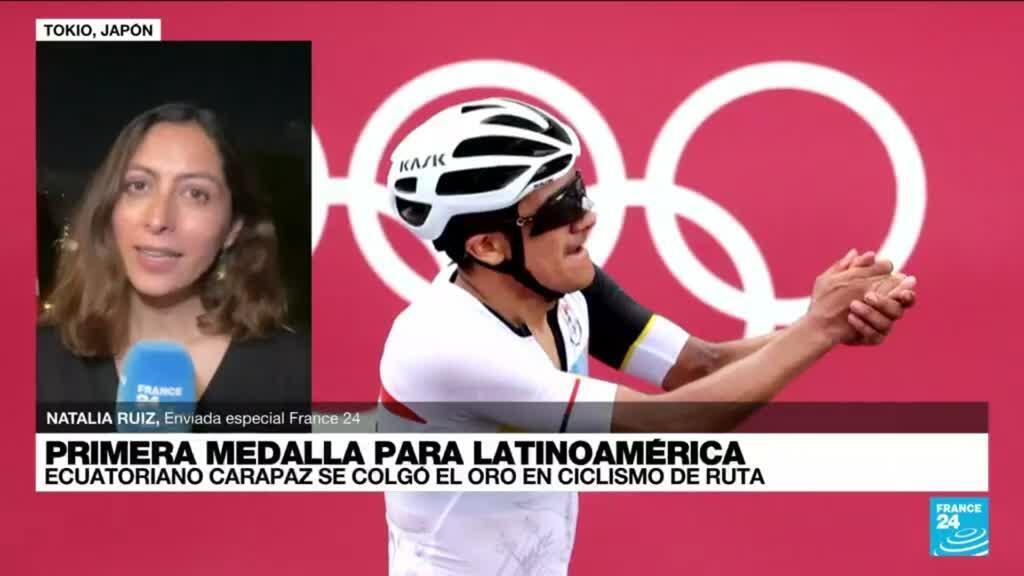 2021-07-24 14:31 Informe desde Tokio: primera medalla olímpica para Latinoamérica
