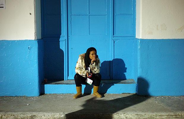 De nombreux jeunes tunisiens ne se sont pas sentis représentés dans ce scrutin.