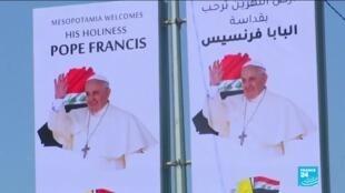 2021-03-04 17:08 Irak : la visite historique du pape François maintenue
