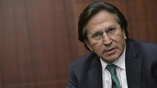 L'ex-président péruvien Alejandro Toledo est accusé d'avoir touché des millions de dollars du géant du BTP brésilien Odebrecht contre l'attribution d'un marché public.