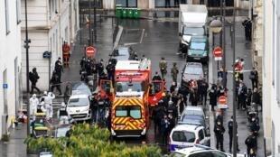 Paris Charlie Hebdo 2020