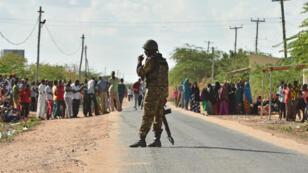 L'attaque de l'université de Garissa, dans l'est du Kenya, a fait au moins 147 morts, jeudi 2 avril.