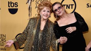 Debbie Reynolds est décédée quelques heures après sa fille Carrie Fisher.