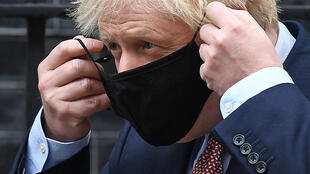 Britain's Prime Minister, Boris Johnson came out fighting at his Conservative party's virtual annual conference