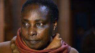 Agathe Habyarimana, veuve du président rwandais, Juvénal Habyarimana, dont la mort a déclenché le génocide de 1994. Kigali considère que l'ex-première dame est en partie responsable de la tragédie qui a frappé le Rwanda.