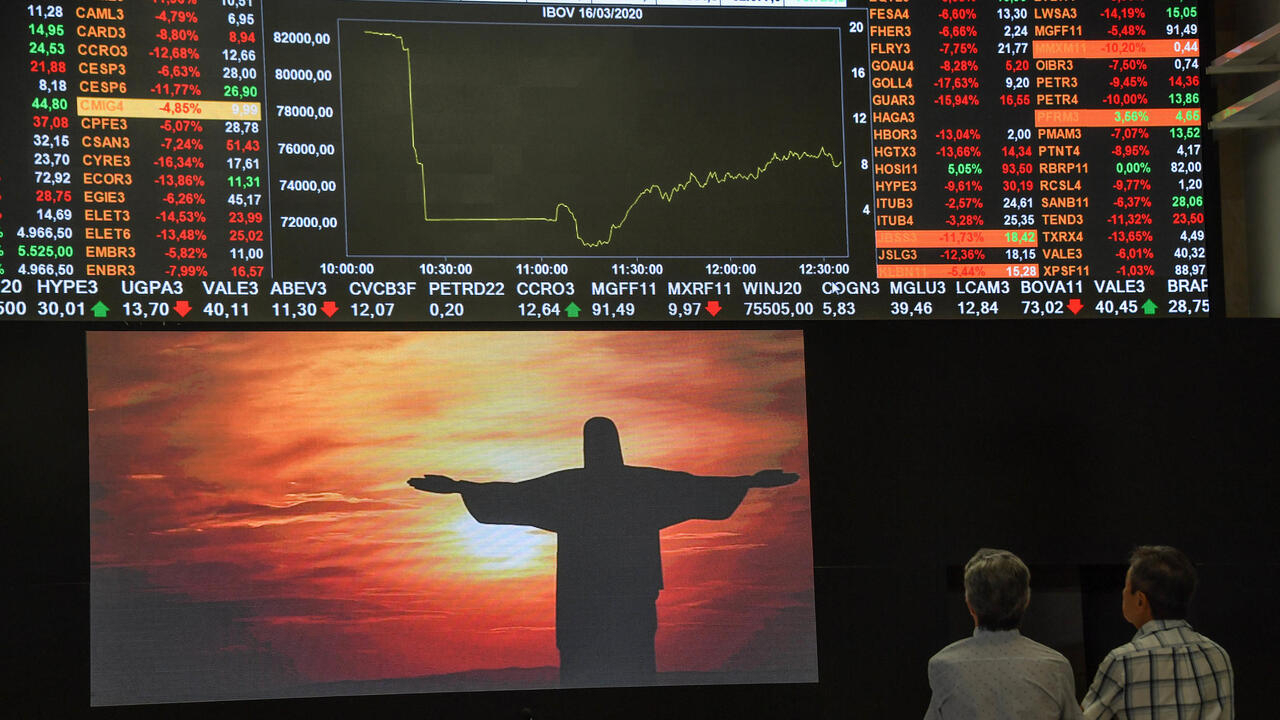 Brazil hikes interest rate, eyeing inflation - France 24