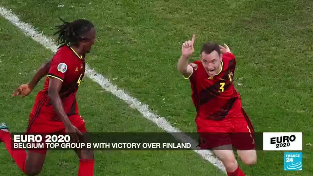 2021-06-21 23:48 Euro 2020: Danemark dare to dream, Belgium put Finland on brink of exit