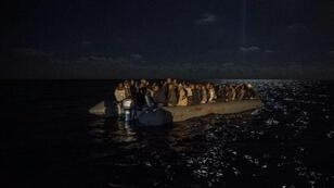 The European Union has been working with north African countries, particularly conflict-wracked Libya, by offering aid money and help with border patrols in a bid to stem the flow of people